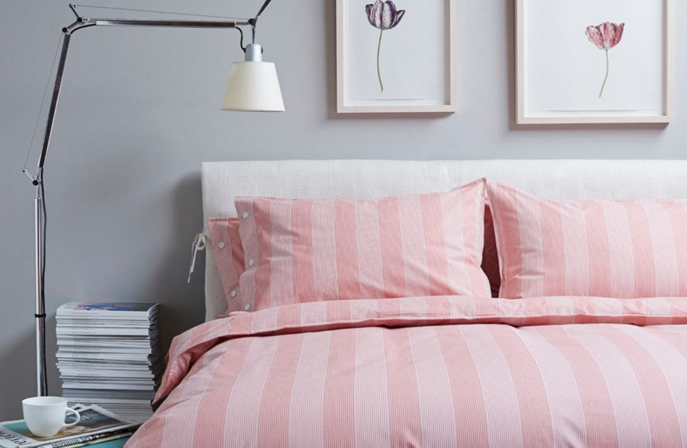 Preppy Pinks Bedding