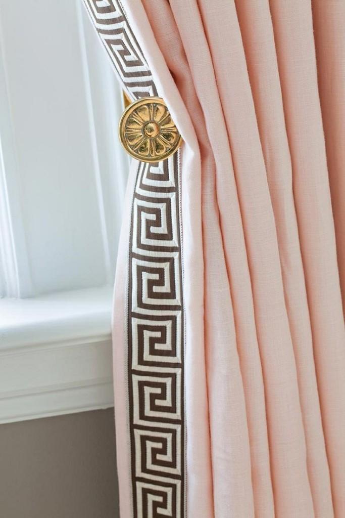 Roze quartz textiles