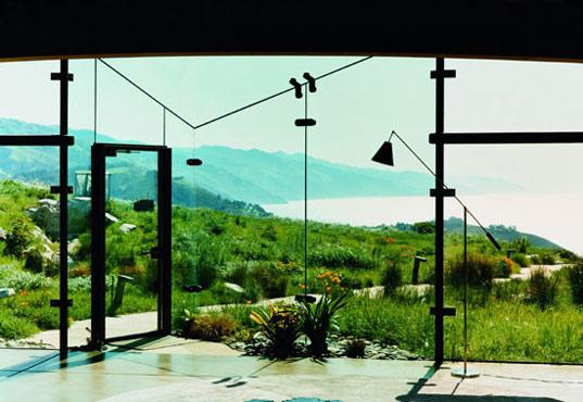 Sustainable home in California Interior