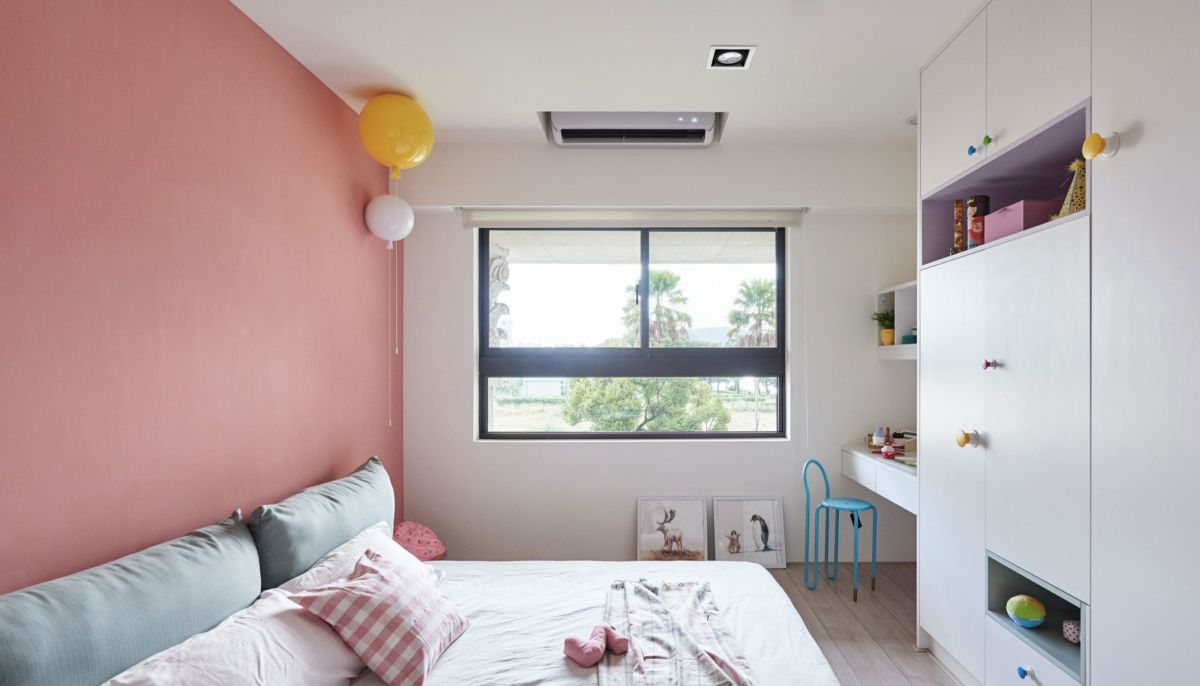 The Family Playground kids bedroom