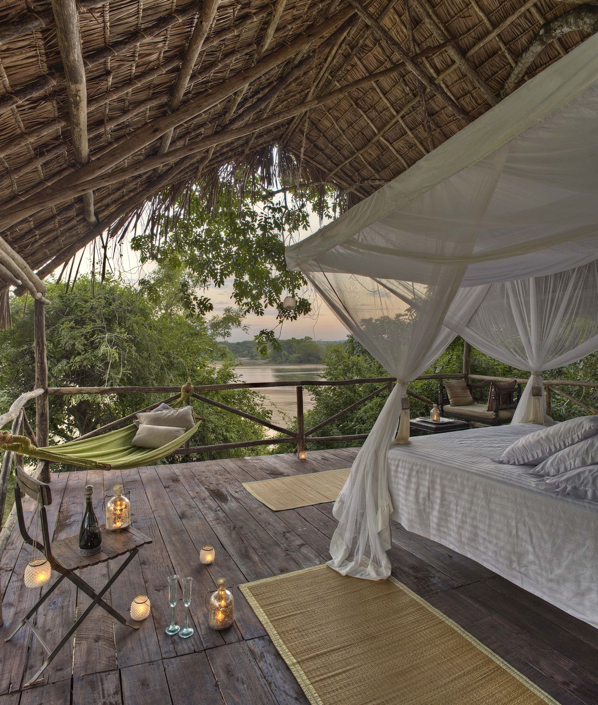 The Retreat Selous Bedroom Almost in Nature- Tanzania