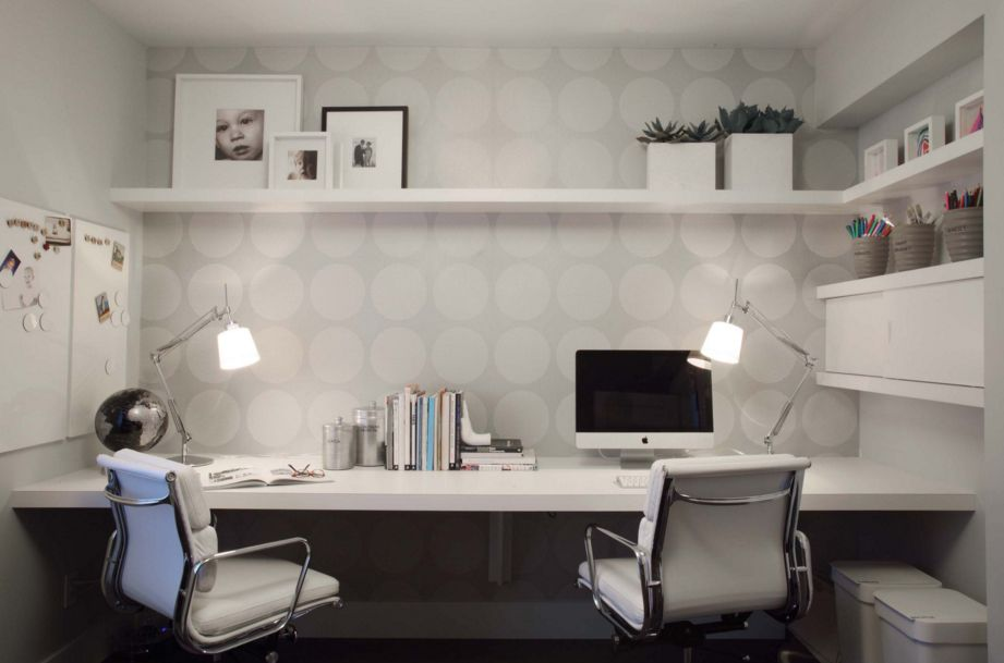 Tone On Tone Polk Dots For Office