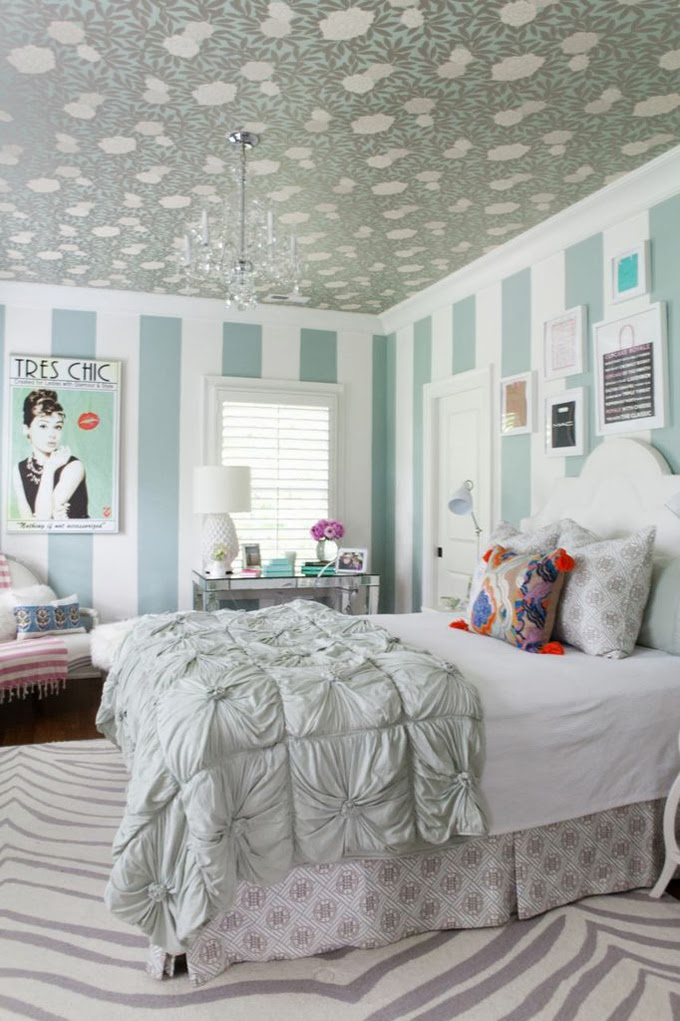 Sporty Teenage Girl Bedroom Ideas teen girl bedding that will totally transform with the bedroom!
