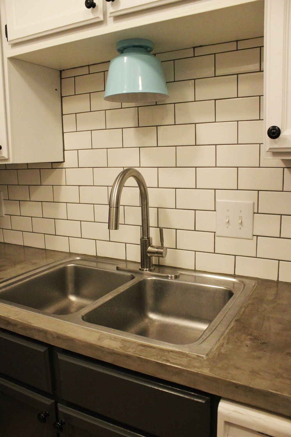 Update your kitchen with a new faucet
