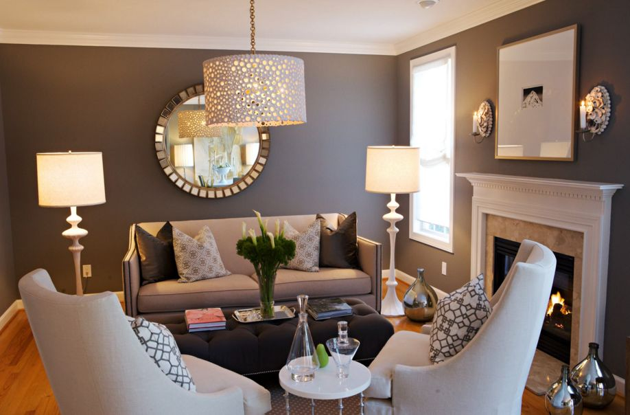 Utilize What Youve Got With These 20 Small Living Room Decorating