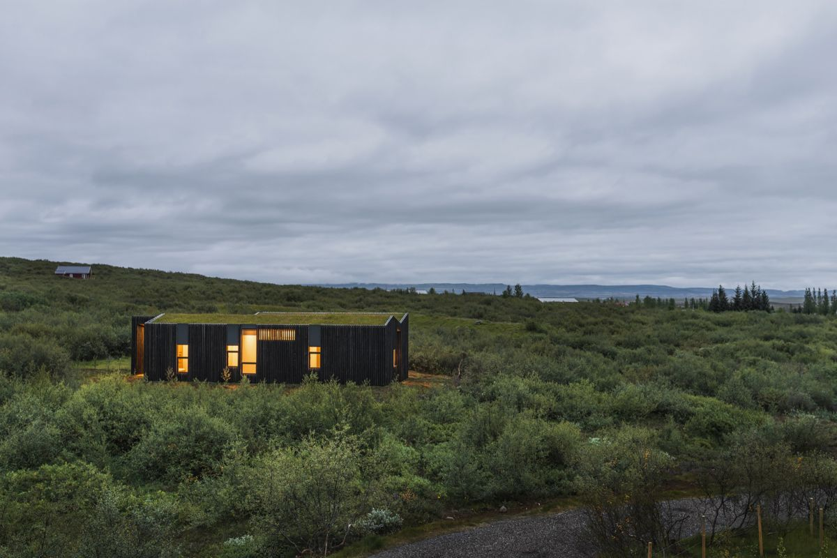 Vacation cottage in Iceland