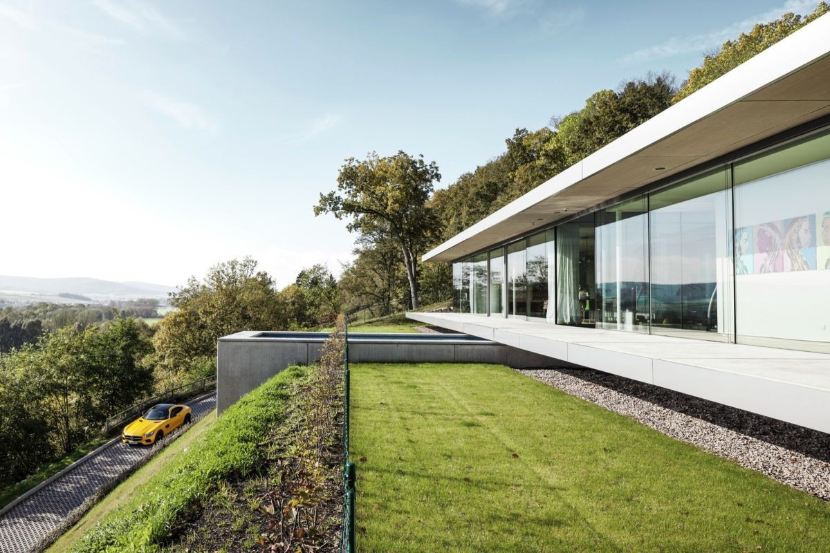 Villa K Architecture from Paul de Ruiter Architects