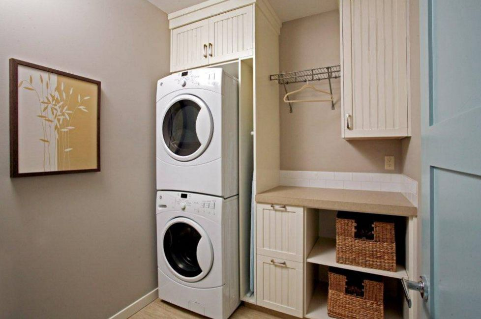 Washer And Dryer ~ How to optimize stacked washers and dryers for a perfect combo