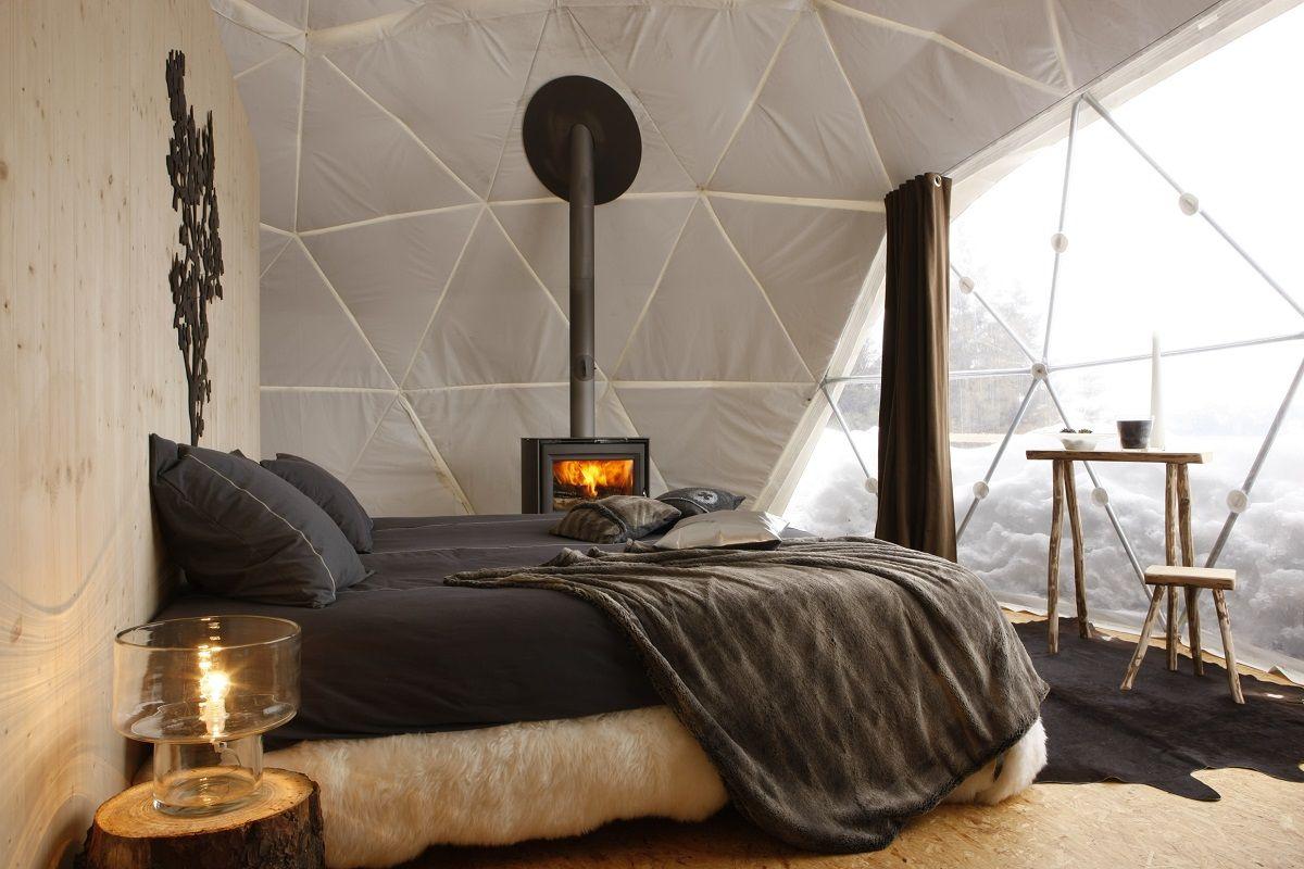 Whitepod Zimmer - Schweiz
