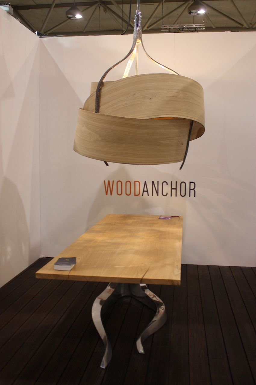 According to the company's website, Wood Anchor is currently the only reclaimed wood company in North America specializing in Landfill Diverted Elm.