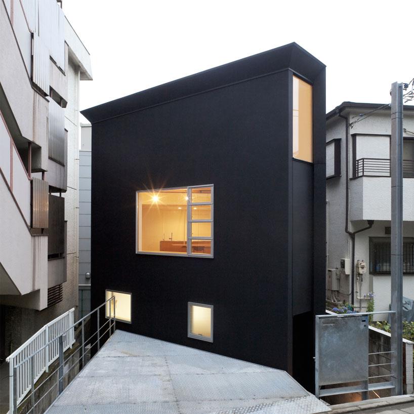 atelier tekuto - OH house exterior
