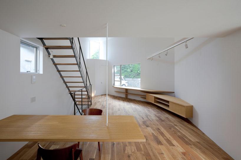 atelier tekuto - OH house interior