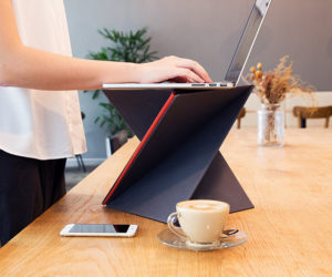 Clever Portable Desks Meant To Increase Comfort And Flexibility