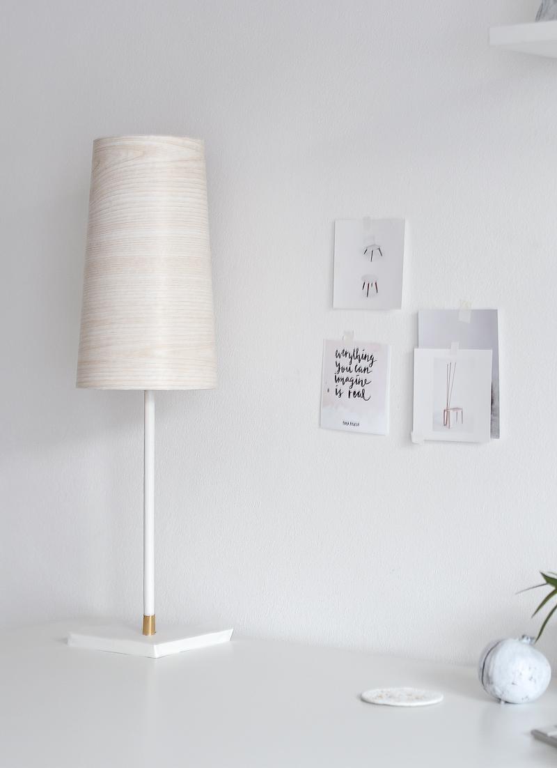 lampshade bois bricolage