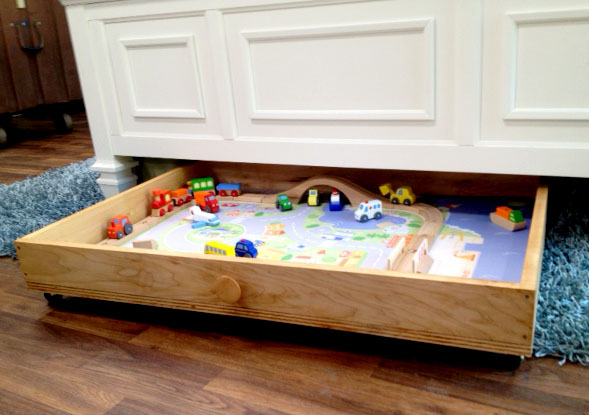 10 Diy Kids Storage Ideas