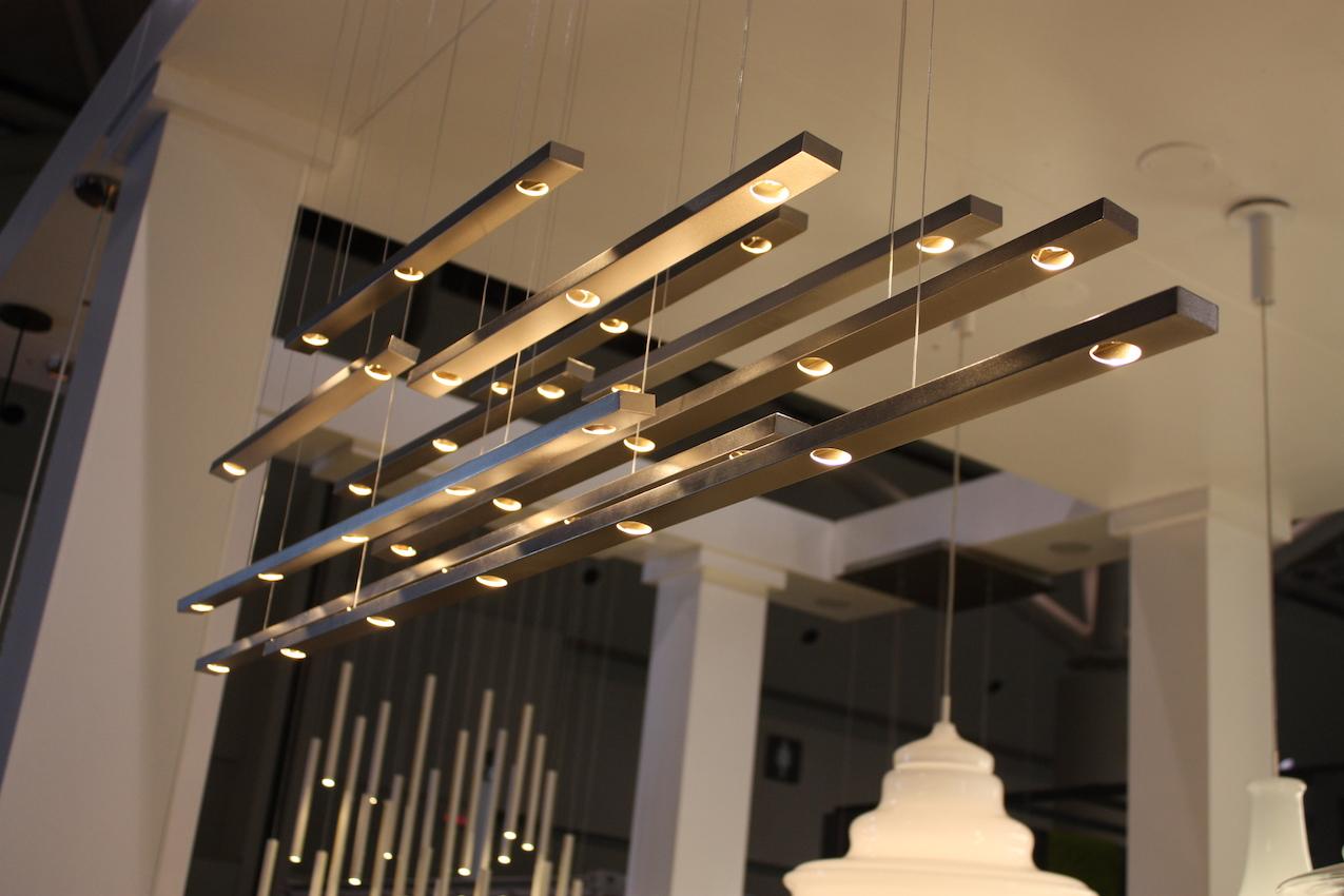 AM recessed light bars
