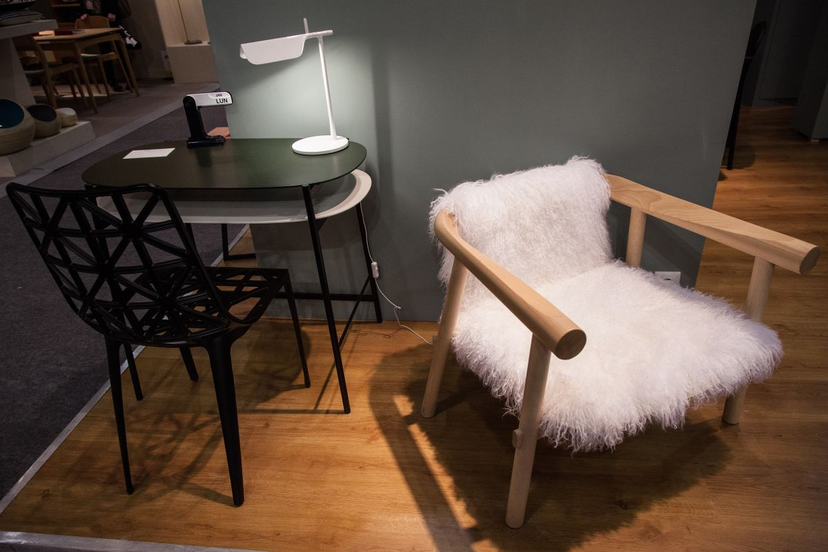 Altay cozy chair