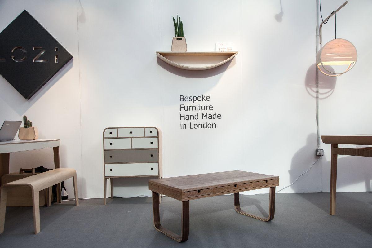 Bespoke furniture made in London