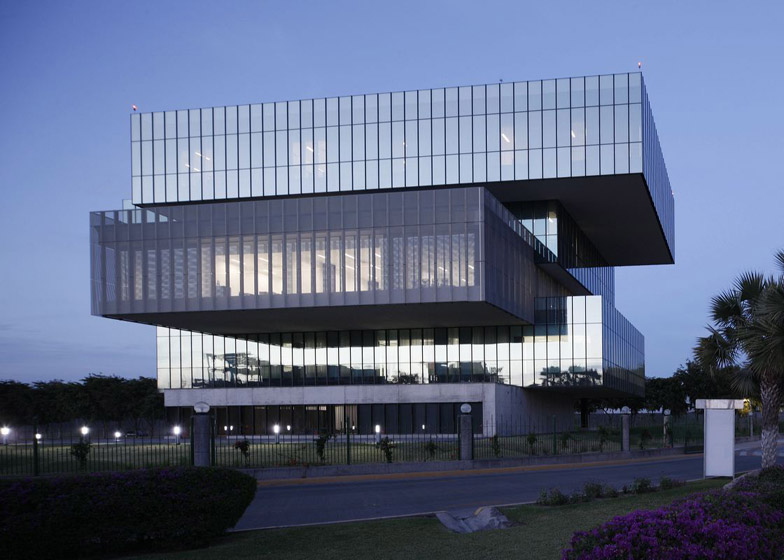 18 puzzling buildings with architectural designs for Architectural designs com