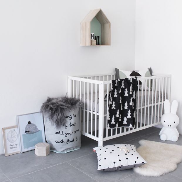 Scandinavian Baby Nursery: 12 Gorgeous Scandinavian Nurseries