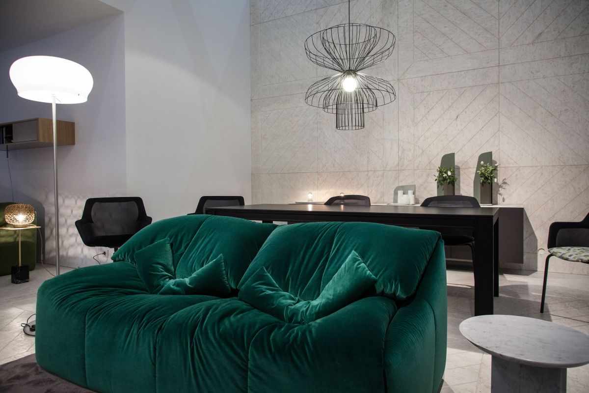 Bold ligne-roset small sofa