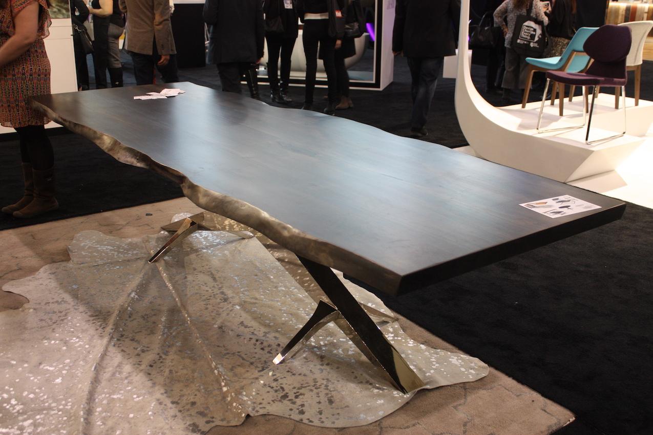 Camilla House live edge table