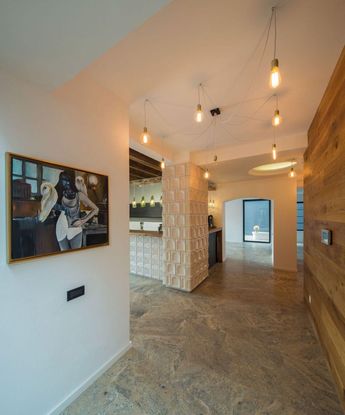 Casa G3 in Otopeni interior design