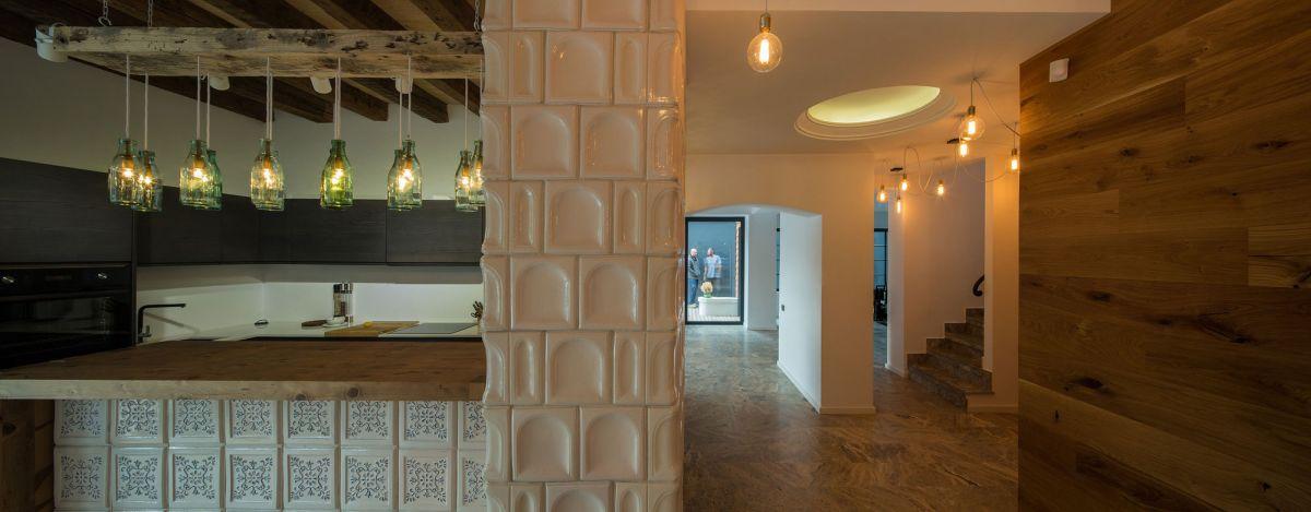 Casa G3 in Otopeni kitchen design