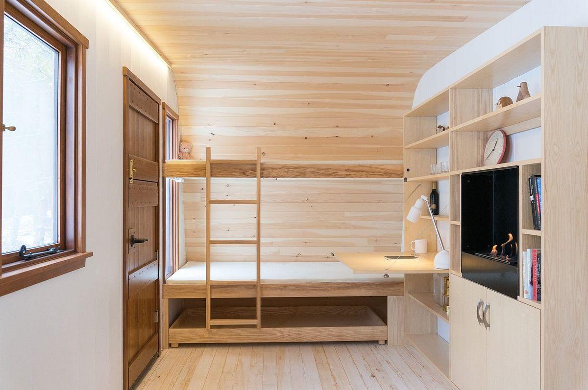 Collingwood sleeping area