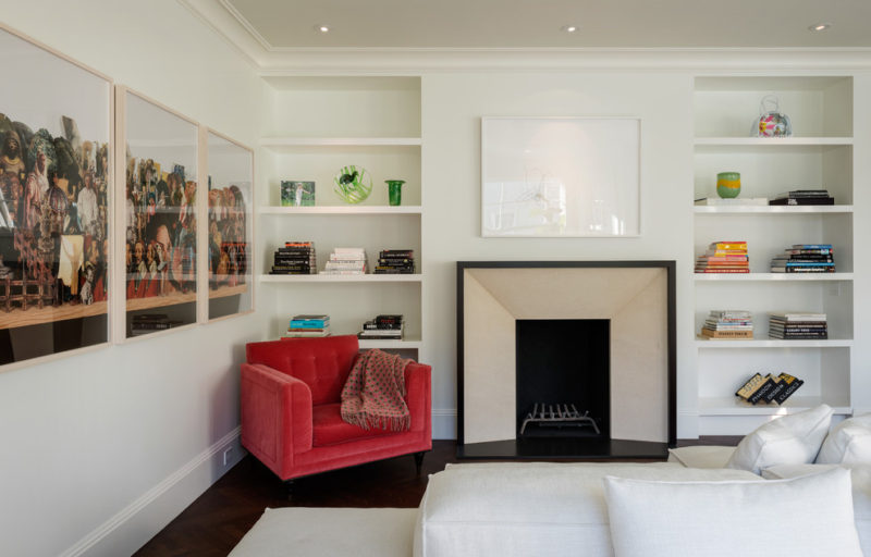 These 20 Built-In Shelves Will Revitalize Alot of Space Around the House