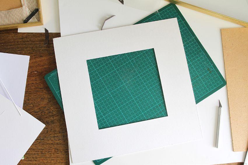 custom frame those prints yourself