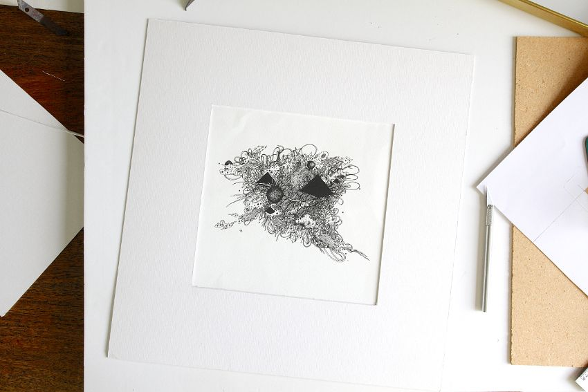 Custom Frame Those Prints Yourself -print