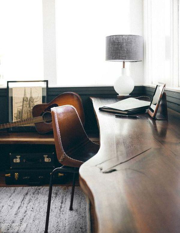 Cutting edge desk countertop