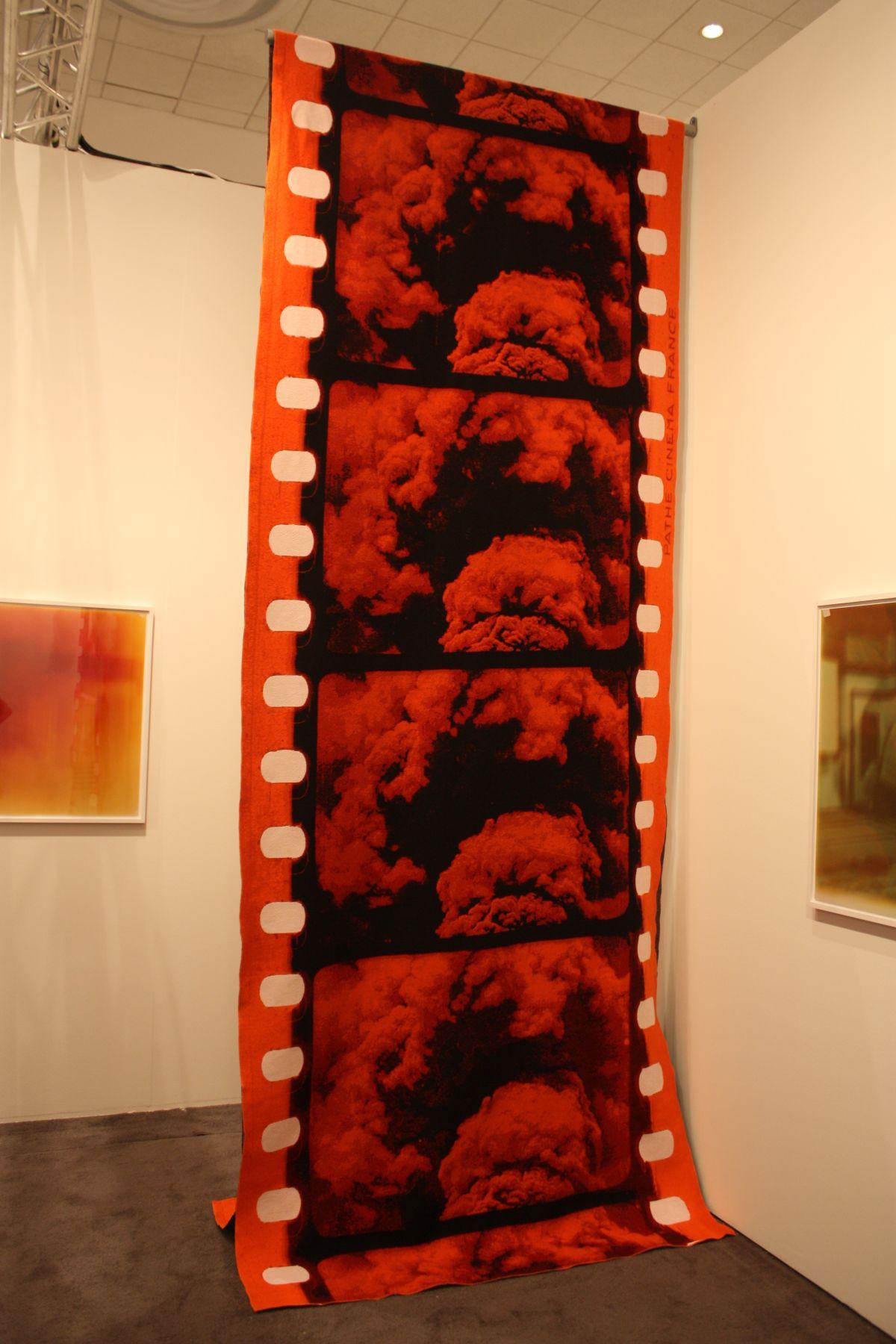 Dan Gunn Gallery filmstrip rug detail