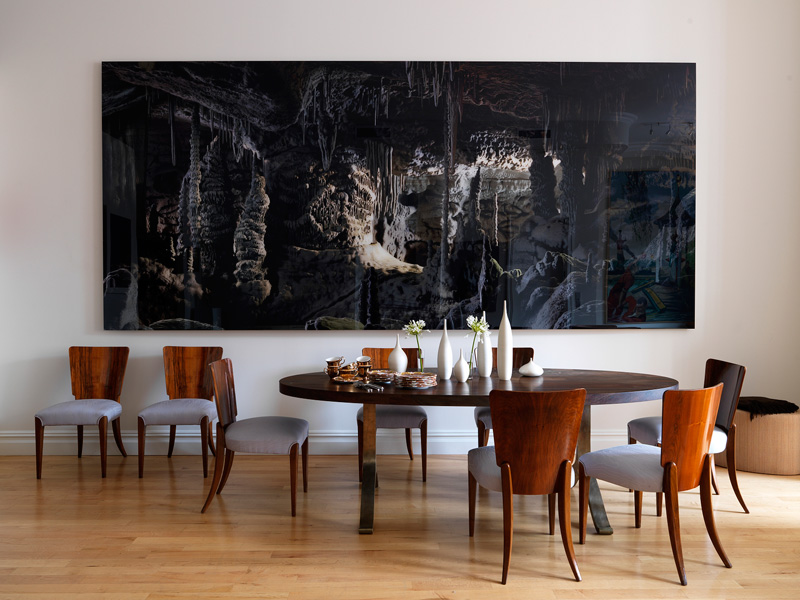 Dining Room Abstract Wall Art