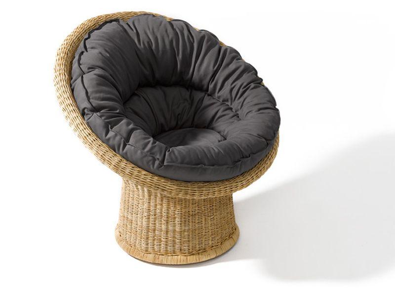 E10 Rattan Chair