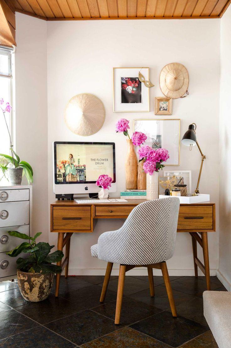 Eclectic Desk Design