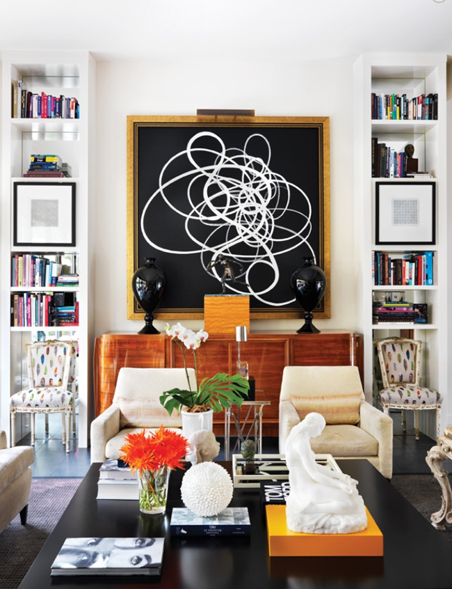 Abstract Room Designs: How To Add The Wow Factor Through Modern Wall Art