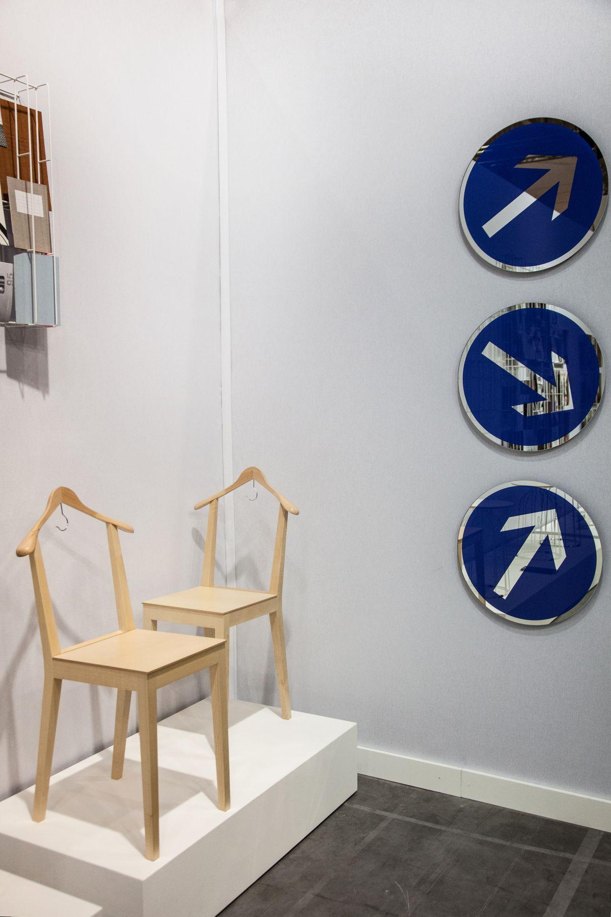 Hangers chair design