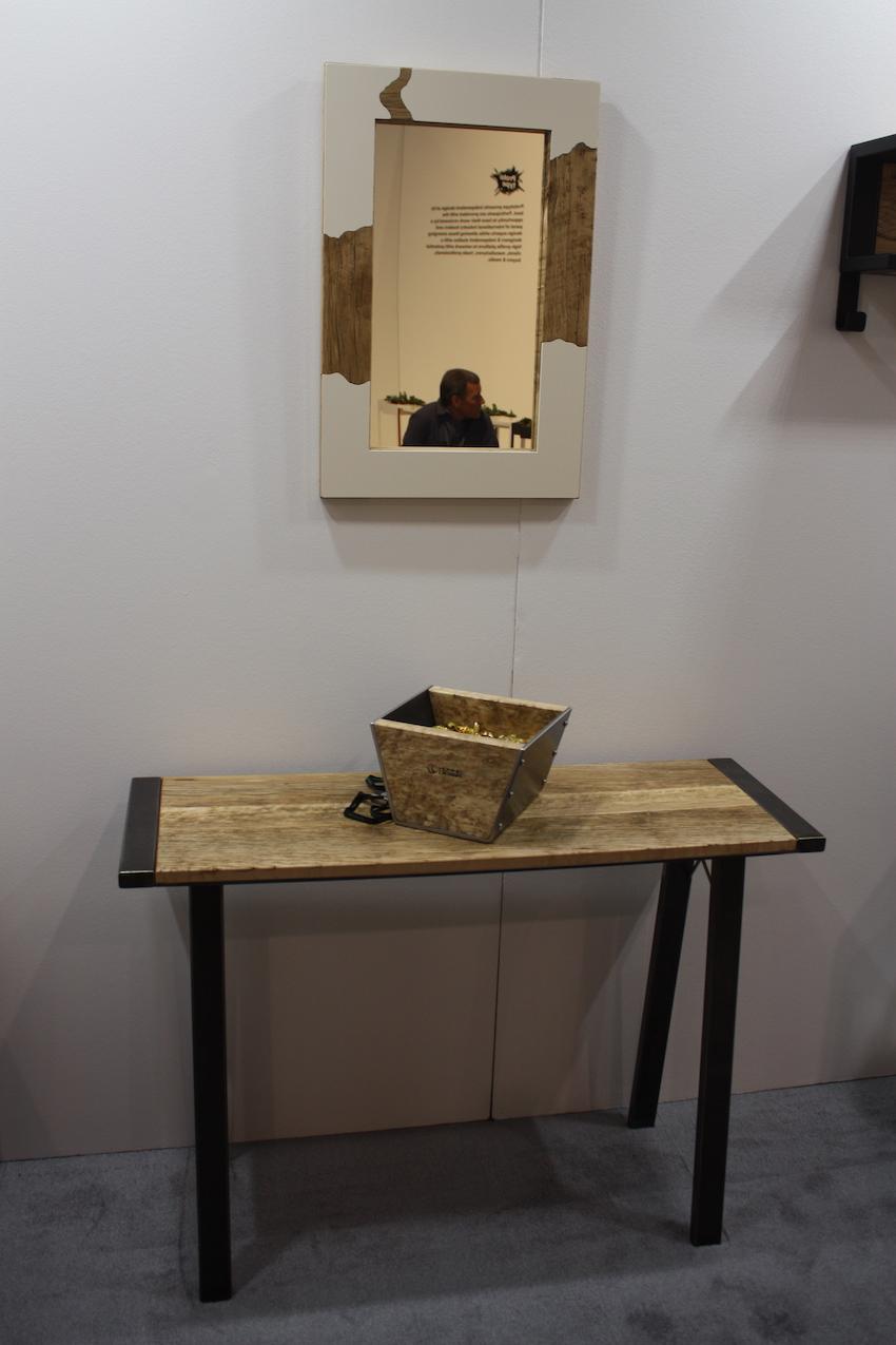 Honing Design console