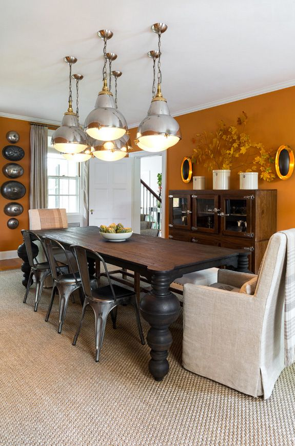 Industrial Style Chairs For Dining Room