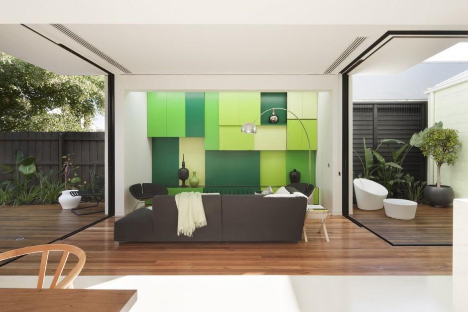 Interior by Shakin Stevens House
