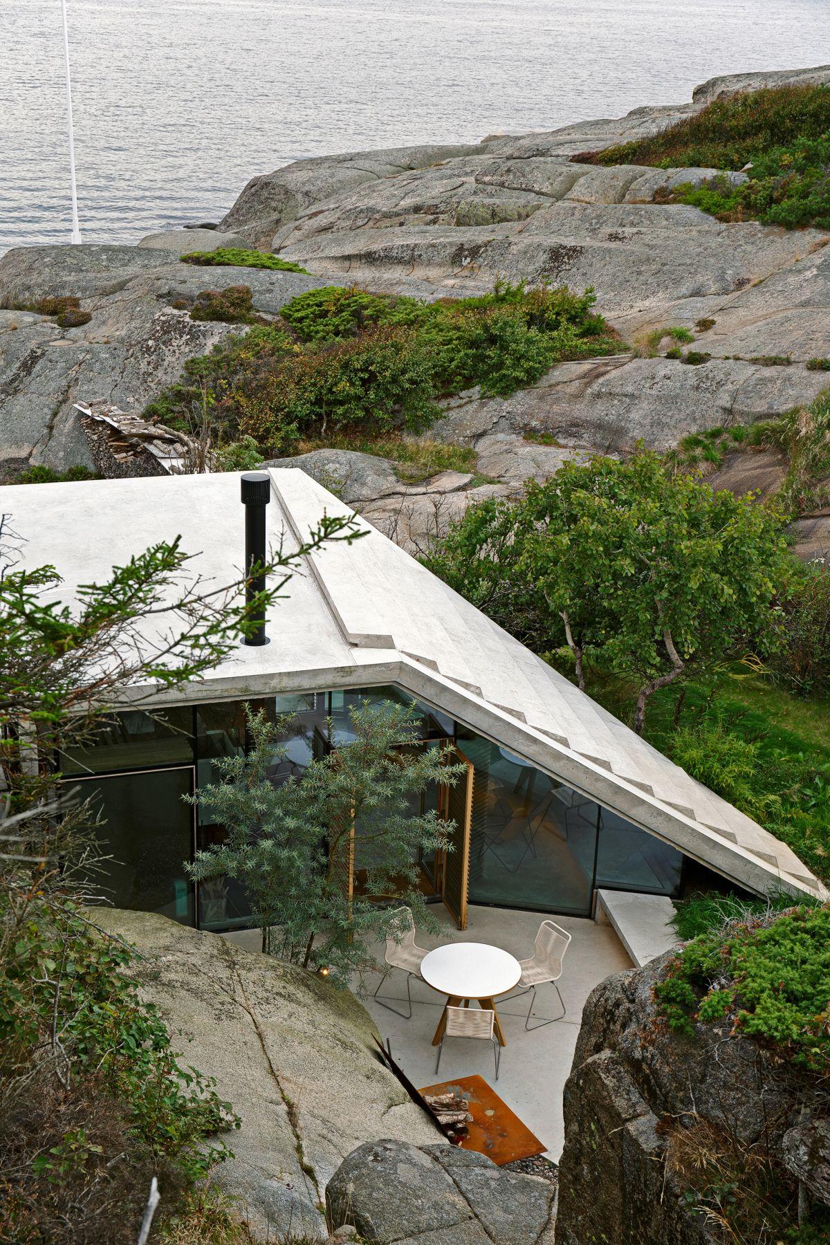 Knapphullet, Vesterøya, Lund Hagem Arkitekter