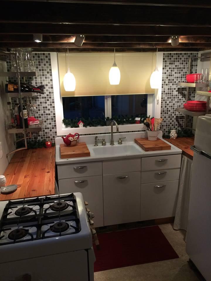 Letter kitchen