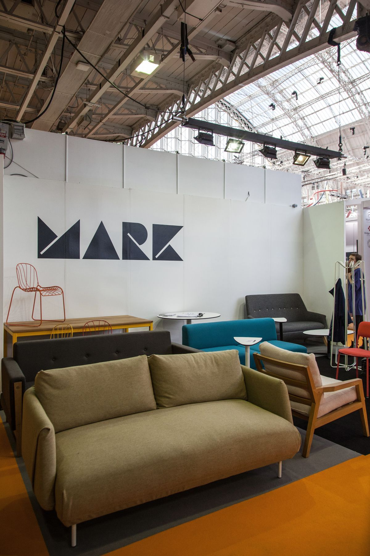Mark Small Fold Sofa