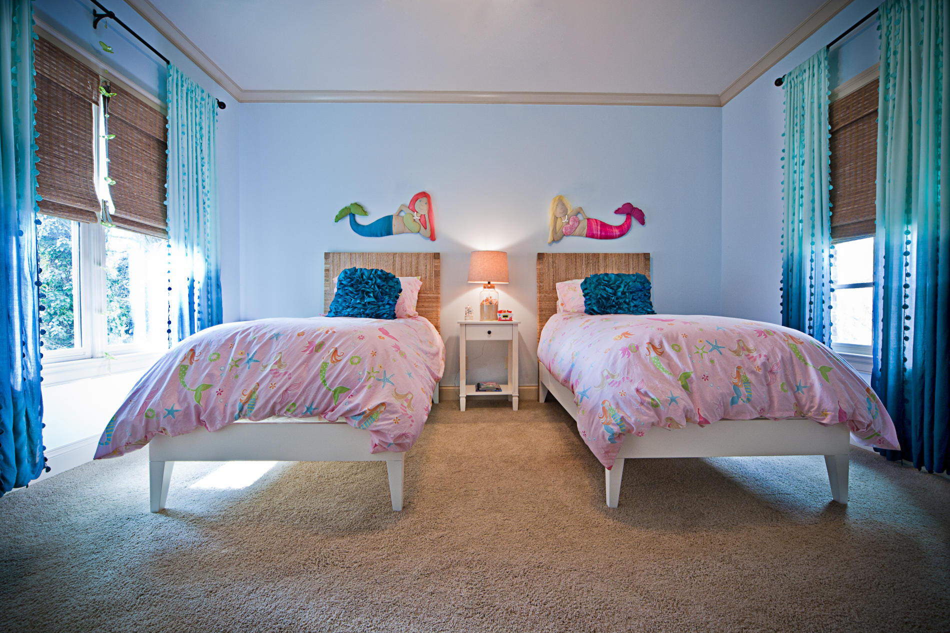 Marvelous Mermaid Bedding