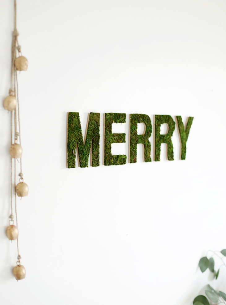 Merry Moss Wall Art