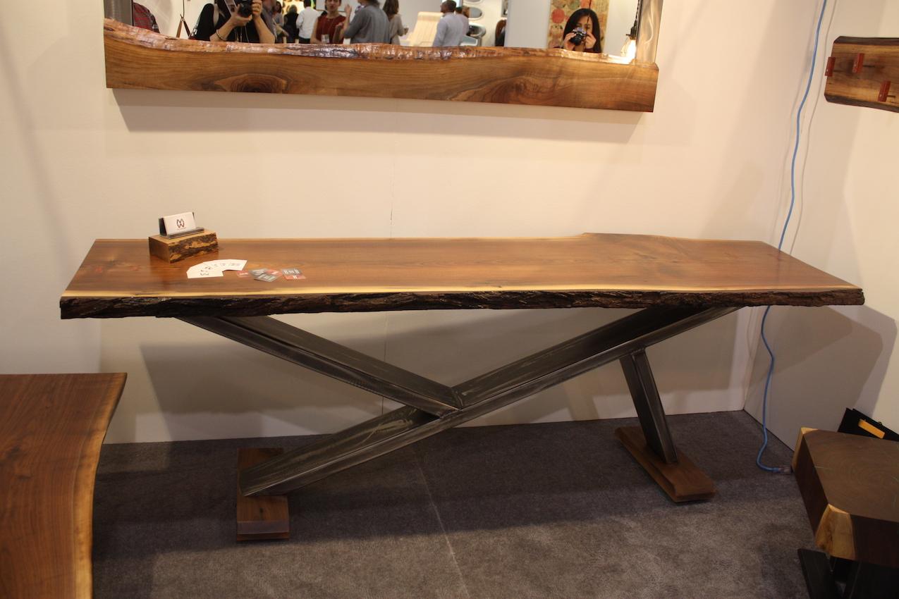 Metalwork table