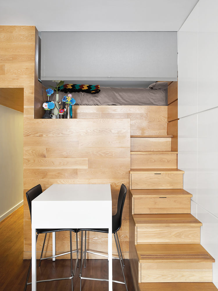 Beds For Small Apartments loft beds – maximizing space since their clever inception