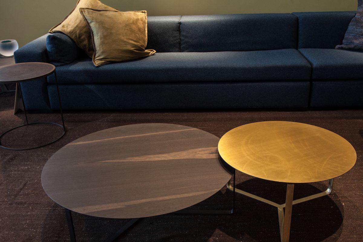 Miller meridian coffee tables